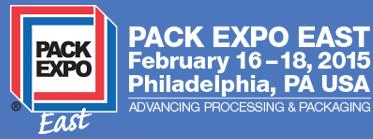 Pack Expo Philadelphia 2015