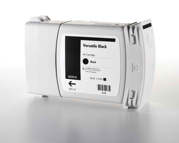 Q2321A Versatile Black Bulk Ink supply