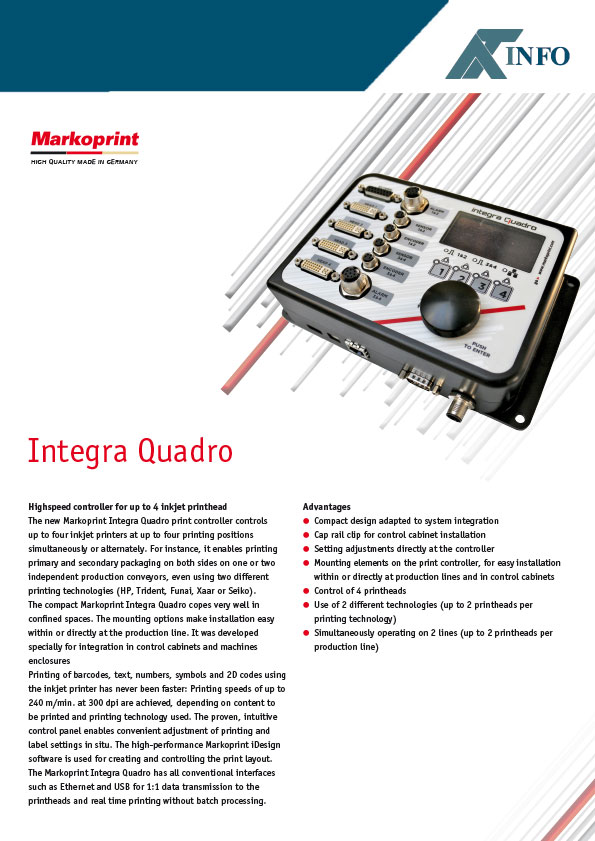 Integra Quadro