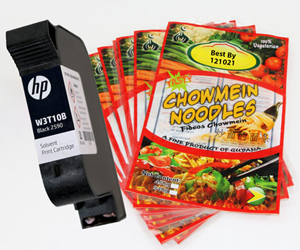 Certified Inks for Food Packaging